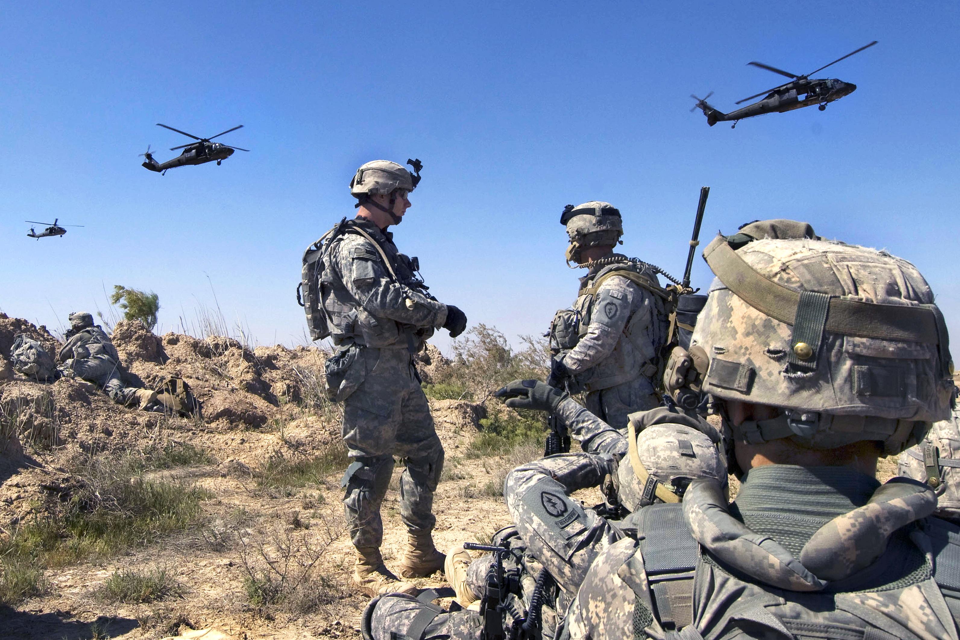 Header Image - U.S. Army Bases