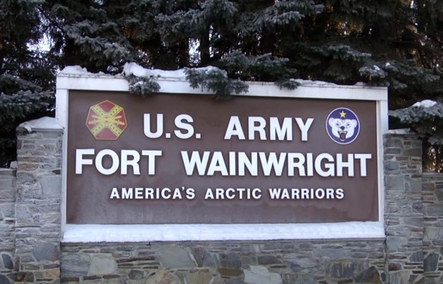 Fort Wainwright Ak Alaska U S Army Bases History Locations